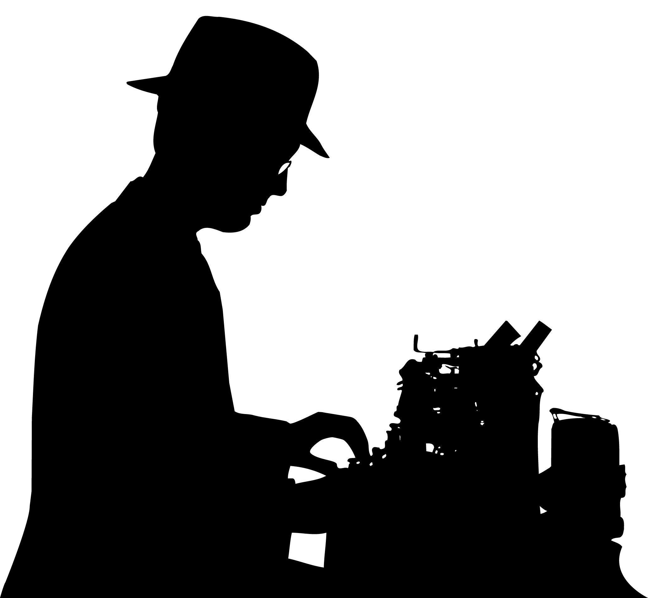 Tickle The Wiretypewriter-reporter
