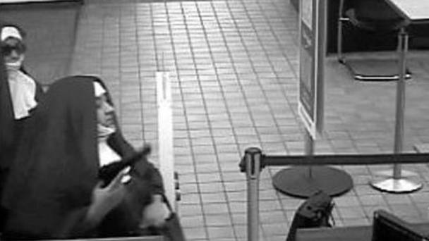 Bad habits: Women dressed as nuns attempt bank robbery in Monroe County