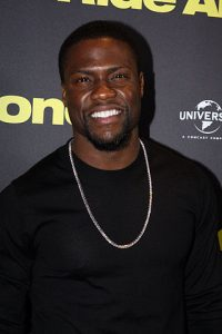 Actor Kevin Hart, via Wikipedia