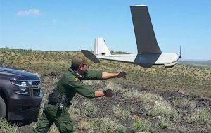 Drone via CBP.