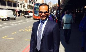 Former Trump campaign adviser George Papadopoulos, via LinkedIn.