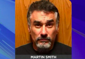 Martin Smith mugshot.