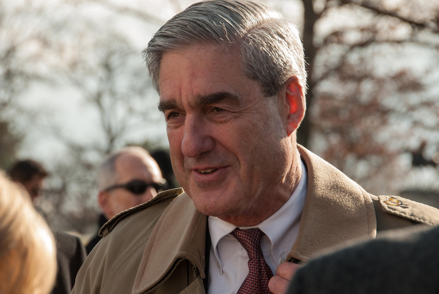 Robert Mueller is 'properly operating' in probe, Justice Department says