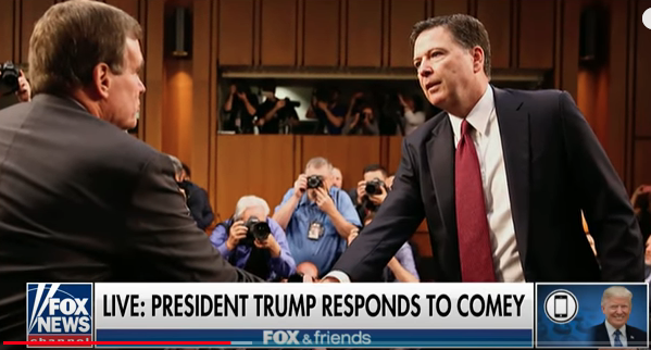 GOWDY TO COMEY: Your Definition of a 'LEAK' is Actually a 'FELONY'