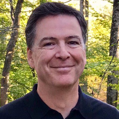 Ex-FBI chief Comey urges voters to support Democrats in…